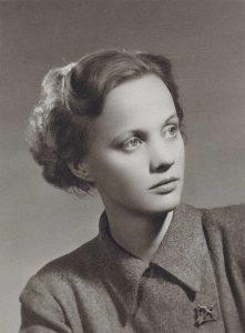 Gunnel Vallquist, ca 1940