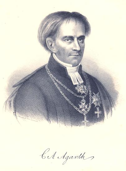 Carl Adolph Agardh, Introduktion | Litteraturbanken